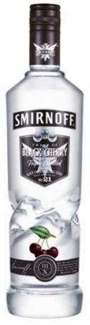 Smirnoff Twist Vodka Black Cherry